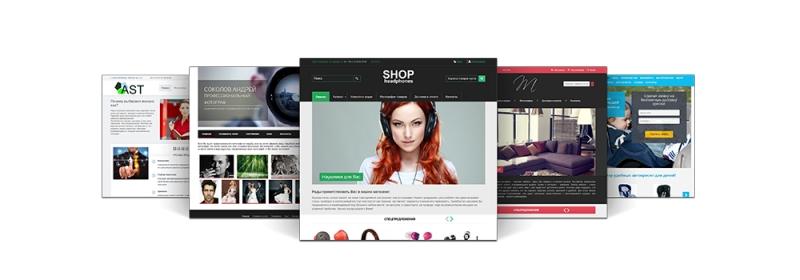 Создам сайт, под ваши проекты, обучу дальнейшей работе