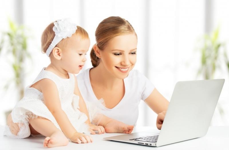Работа для женщин в декрете в интернете