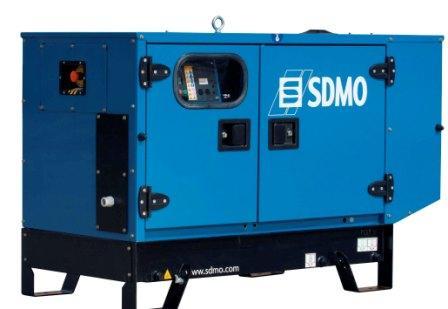 Дизельный генератор SDMO T16