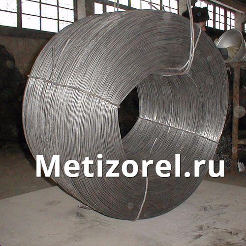 Проволока для виноградников оцинкованная ГОСТ 3282-74 диаметр от 1,0 мм