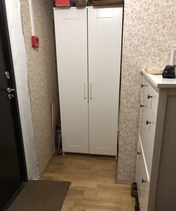 Сдатся уютная однокомнатная квартира в хорошем состоянии.
