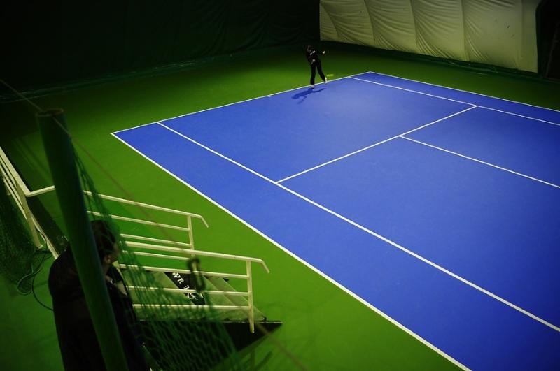 Теннисный корт по доступной цене и в минимальные сроки. Строительство.