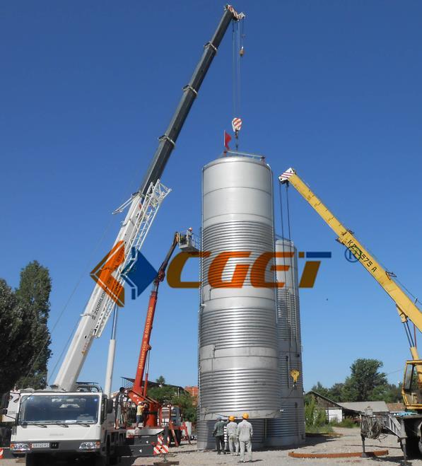 200Т ЦКТ танк для брожения резервуар для брожения и дображивания бродильный чан
