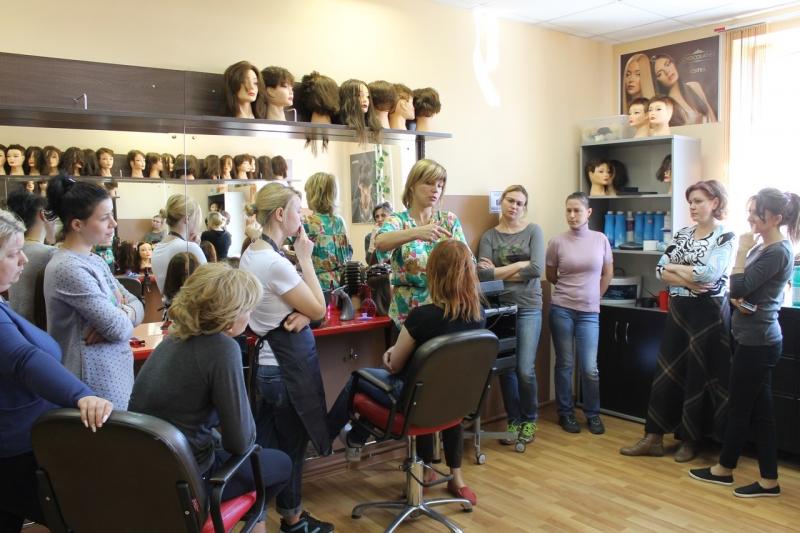 Курсы для парикмахеров с нуля
