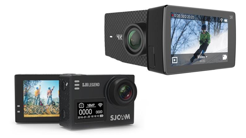 Купить SJCAM экшн камеры в Красноярске или заказать доставку по России.