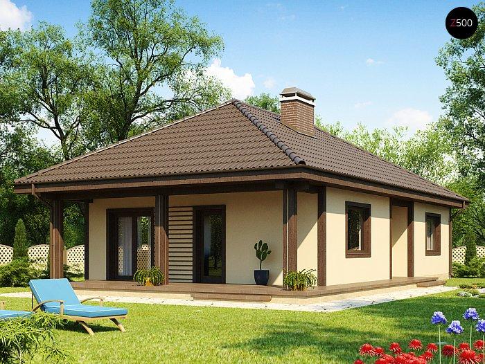 Строительство дома 10х10 м из блока за 1.298.000 рублей
