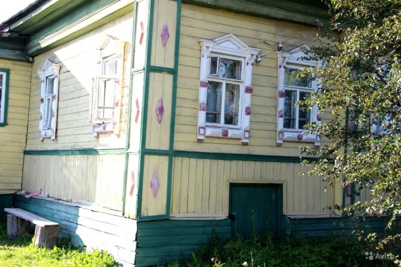 Продам дом в Ярославской области