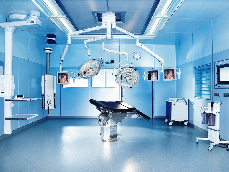 Ремонт медицинских помещений от косметики до капитальной перепланировки.