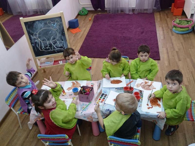 Семейный клуб Радостьвилль ждт детей и родителей