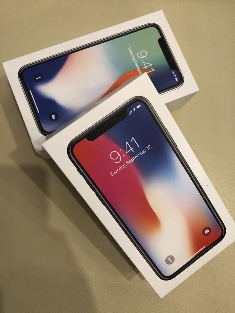 Apple iPhone 8 , iPhone X 128GB, Samsung Galaxy S8 , S9  128GB WhatsApp 14