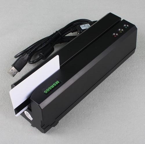 Энкодер магнитных карт MSR605 - аналог MSR206  MSR606  MSR609