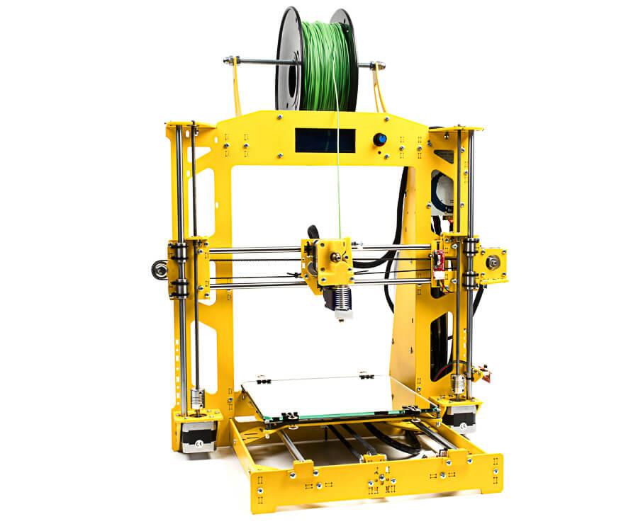 3DiY - Услуги по ремонту 3D-принтеров и 3D-печати