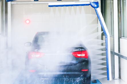 Предлагаем лазерные автомойки