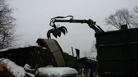 Прием металлолома в Москве. Бесплатный вывоз