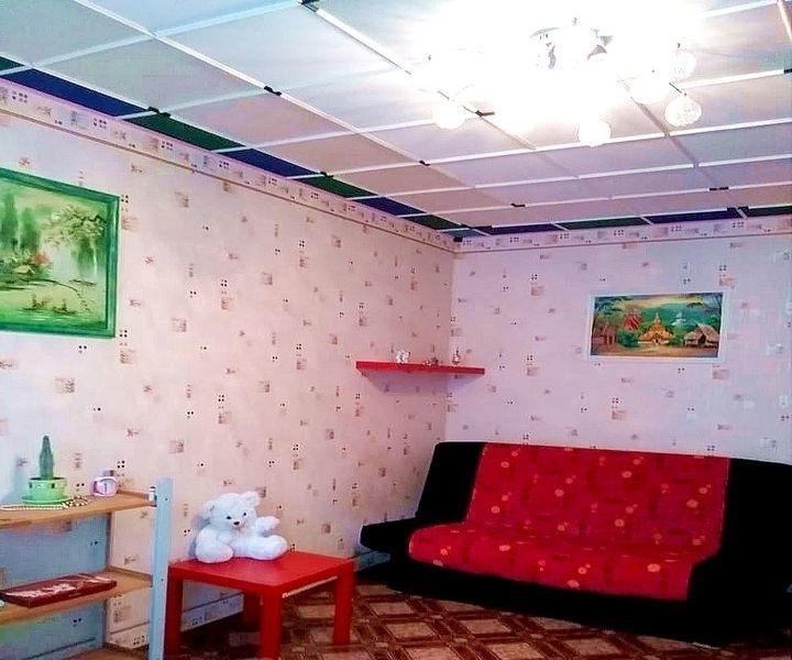 Шикарная однокомнатная квартира в аренду В пешей доступности от метро.
