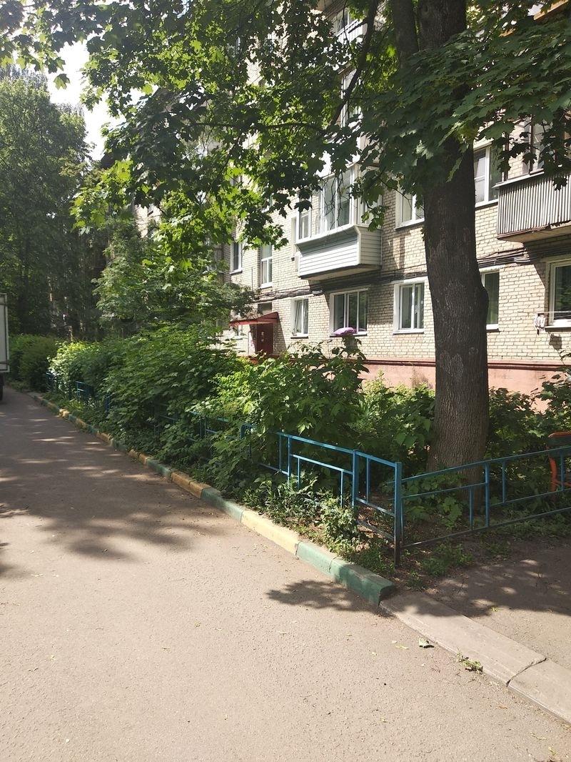 Вашему вниманию двухкомнатная квартира в городе Щелково.