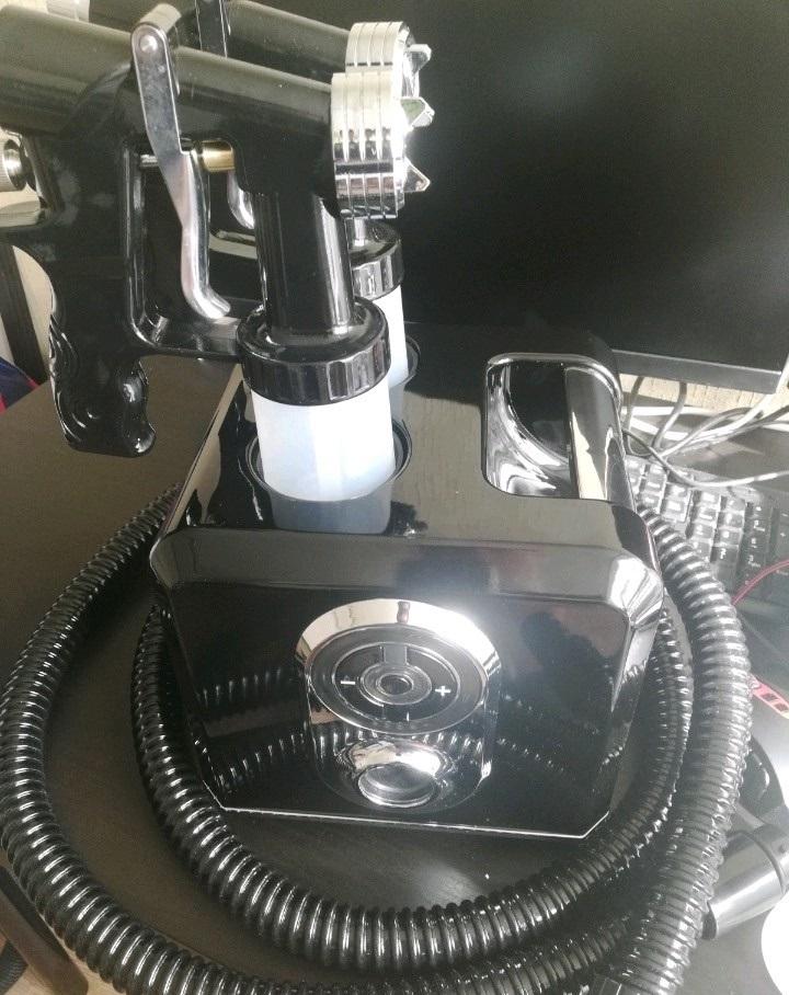 Аппарат для нанесения загара hvlp-500, Breeze Venus