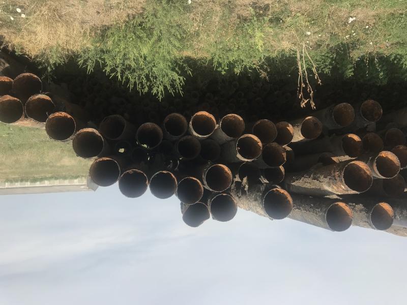Продам трубы бу диаметры 108 219 273.