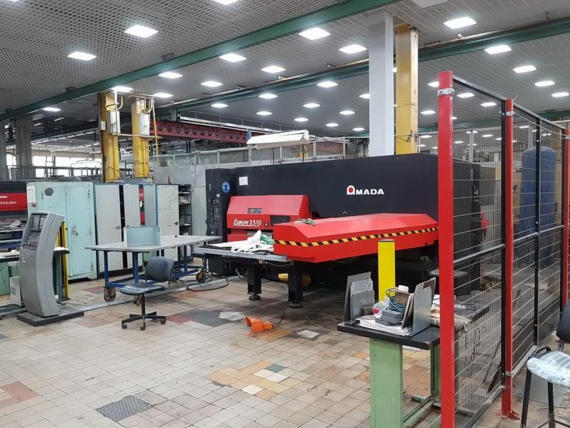 Durma TP9 стол 1250х2000 AMADA EUROPA 2510 A55S FINN-POWER A ОЦКО126Ф4 ...