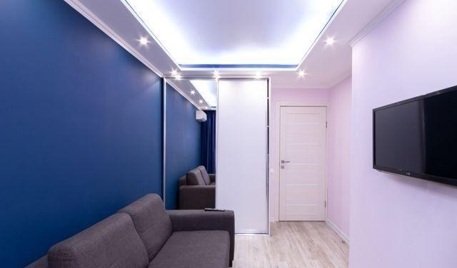Сдатся впервые после евроремонта уютная двухкомнатная квартира.