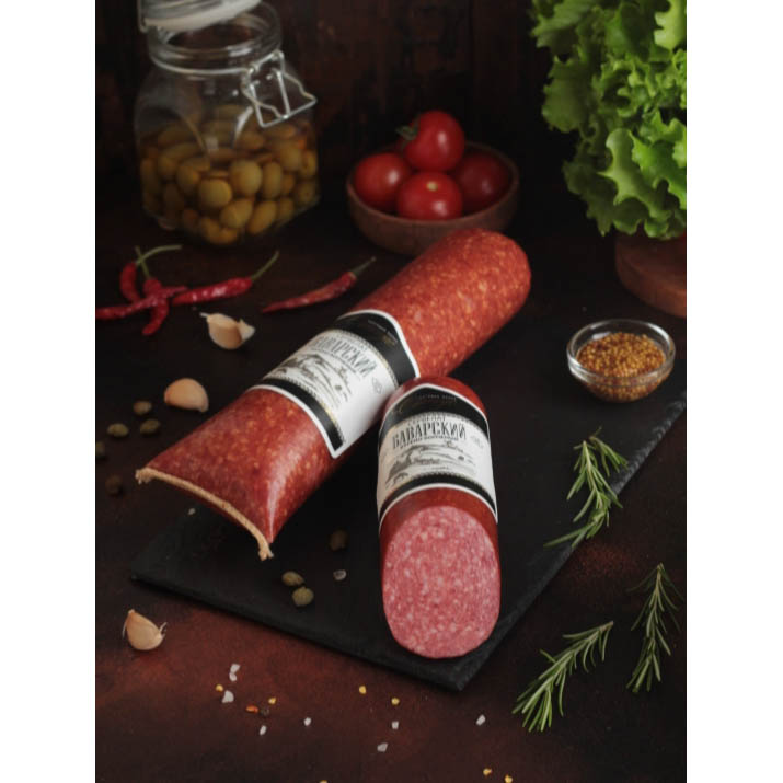 Колбасы и деликатесы ТМ СТЕГУС