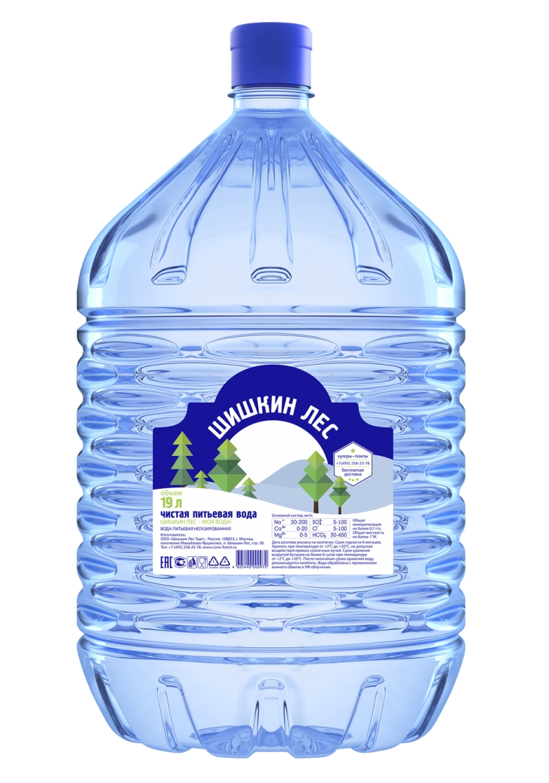 Вода для кулера 19 с доставкой