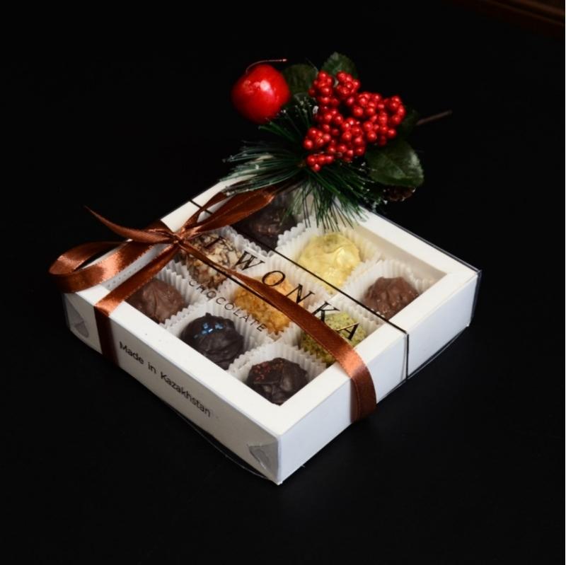 шоколадные конфеты и брендированный шоколад