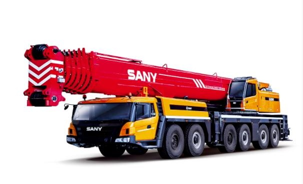 300 тонн автокран
