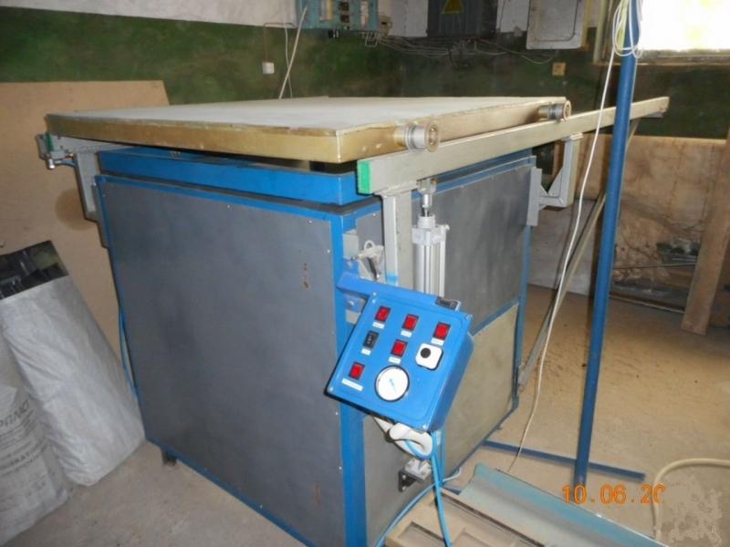 Мини-завод по производству пластиковых форм