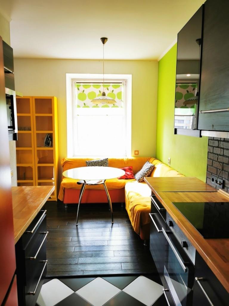 Продам однокомнатную квартиру в престижном Московском районе по отличной цене.